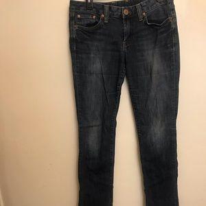 LUCKY BRAND lola straight leg women's  jeans